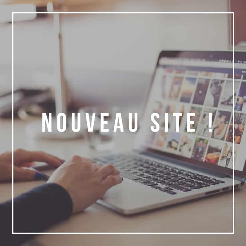 Découvrez notre <span>nouveau site ! </span>